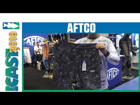 Aftco Nukam Shorts With Russ Lane | ICast 2018