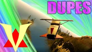 FLYING DUPES!! Gmod Crazy Fun Dupes (Garry's Mod)
