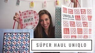 Súper haul UNIQLO // Tienda Barcelona // Uniqlo en España