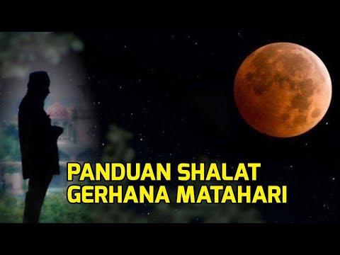 Merinding Lihatnya! Detik-detik Gerhana Matahari Total di Palembang - Total Solar Eclipse 2016.