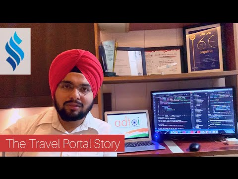 For Travel Agents: Building & Running a Travel Portal | Process & my personal experience