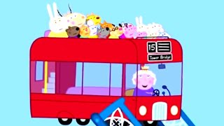 Peppa Pig Full Episodes   London   Kids Video