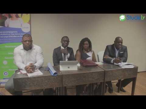 STUDELY TOGO- Réunion d'information (Juillet 2017)