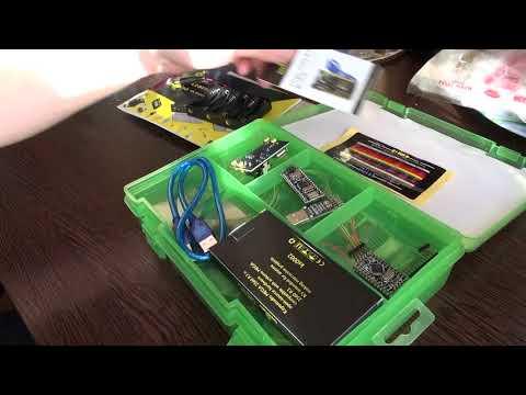 Arduino Keyestudio Kit - хороший подарочный набор