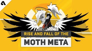 When Mercy Had A Near 100% Pick Rate - Rise And Fall Of The Overwatch Moth Meta