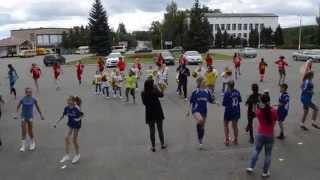 Флешмоб на Свадьбе г.Сафоново и Школа танцевального искусства