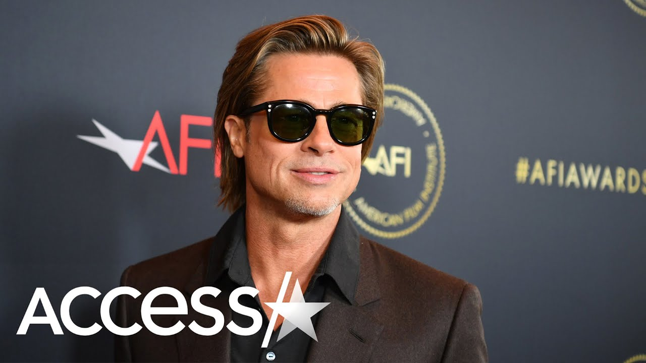 Brad Pitt Admits That His Personal Life Is A 'Disaster': 'I'm Just Like Trash Mag Fodder'