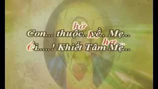 Lời Kinh Dâng Mẹ (Vers1) - demo - http://songvui.org