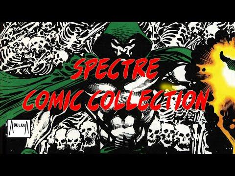 spectre comic collection (ostrander/mandrake)