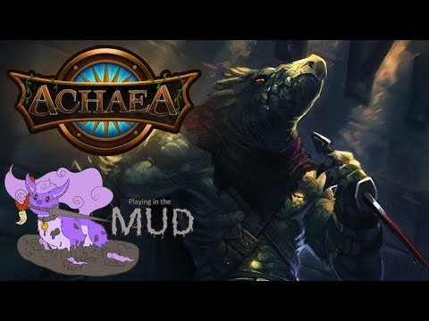 Playing In The MUD | Achaea