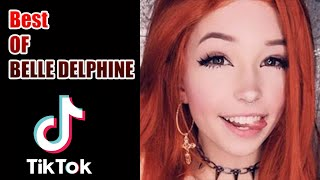 BEST OF BELLE DELPHINE TIK TOK COMPILATION [ 2019 ] -- Two Minutes Of Belle Delphine Being a THOT