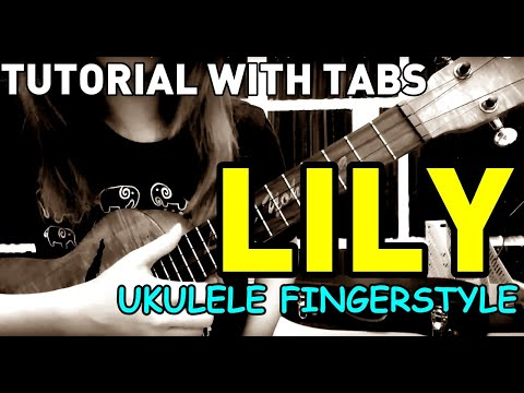 [tutorial-fingerstyle]-lily---alan-walker-(ukulele)-by-yohanna-liang
