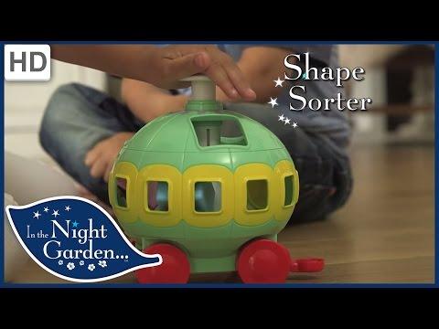 In the Night Garden - Ninky Nonk Musical Activity Train #Sponsored
