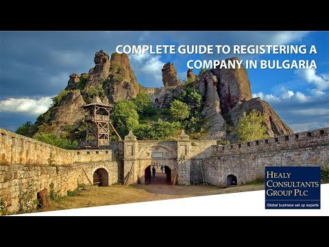 Bulgaria Business Registration Guide