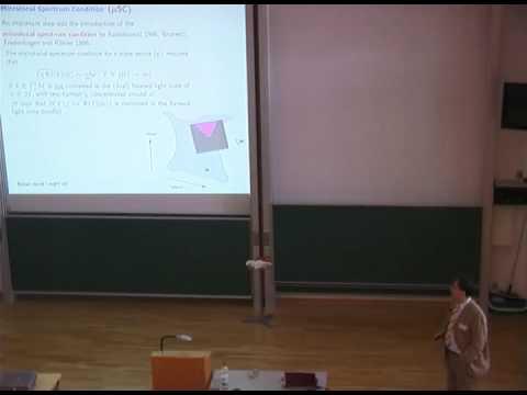 Algebraic Quantum Field Theory | Talk by Rainer Verch