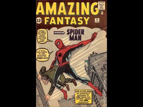 AA/AAF/AMAZING FANTASY #1-15 1961