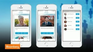 Hinge: The Dating App That Turns Mutual Friends Into Matchmakers