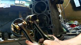 видео Лада Калина оборвало ремень ГРМ приора мотор 16 клапанов, загнуло клапана, ремонт