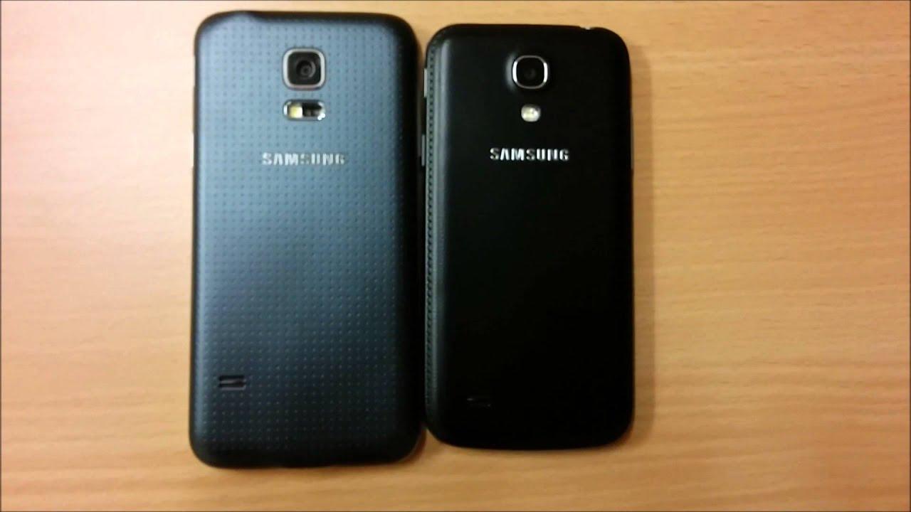 Samsung Galaxy S5 Mini Vs Galaxy S4 Mini