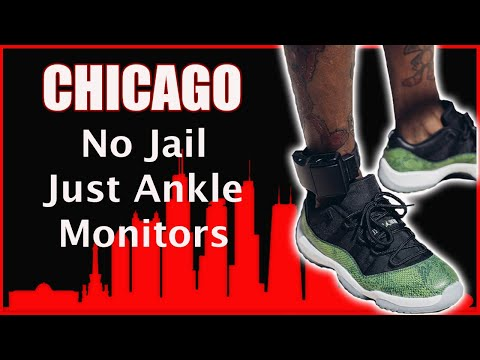 Violent Offenders in Chicago Get No Jail..Just Ankle Monitors