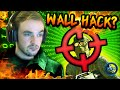 """""""WALL HACK!?"""" - Call of Duty: Black Ops 2 - LIVE w/ Ali-A (PC)"""