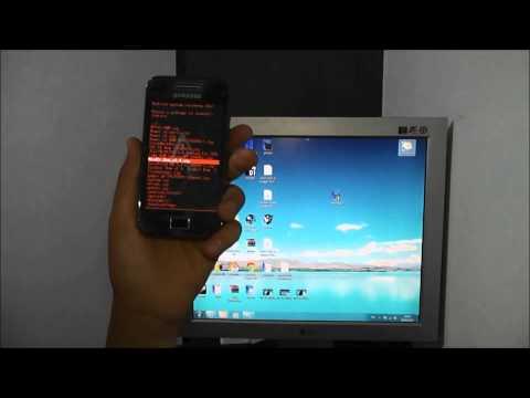 IOS rom galaxy ace GT-S5830I   FunnyDog TV