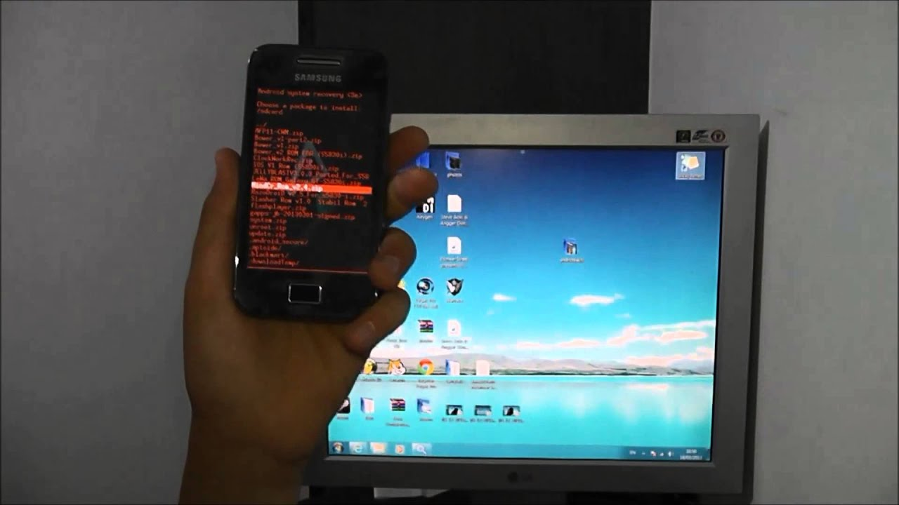 samsung galaxy s3 rom for galaxy ace gt s5830i youtube. Black Bedroom Furniture Sets. Home Design Ideas