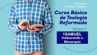 CBTR - Históricos - 1Samuel - IP Limeira