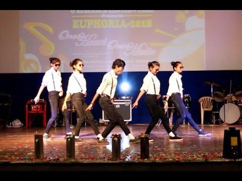 Mj5 best dance || choreograph by chintan