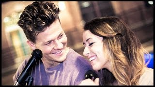 Stay With Me - Sam Smith (Tyler Ward & Anna Clendening Acoustic Cover)  Official Music Video