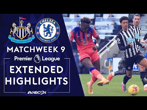 Newcastle v. Chelsea | PREMIER LEAGUE HIGHLIGHTS | 11/21/2020 | NBC Sports