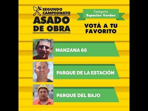 """<h3 class=""""list-group-item-title"""">2do Campeonato de Asado de Obra - Equipos Manzana 66, Parque de la Estación y Parque del Bajo</h3>"""