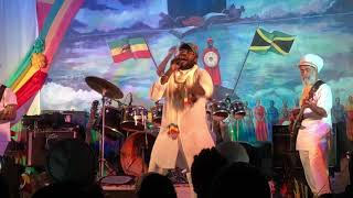 "Tarrus Riley live Kingston Jamaica ""She's Royal"""
