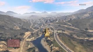 GTA 5: Прохождение - Миссия 29 - Cargobob