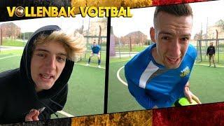 OMG! Call-out penalty challenge met Kastiop! | Vollenbak Voetbal