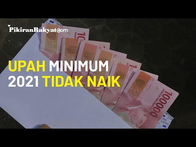 Upah Minimum 2021 Tidak Naik, KSPI dan Buruh Rencanakan Demo Besar-besaran pada 2 November