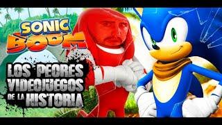 Los Peores Videojuegos de la Historia: Sonic Boom