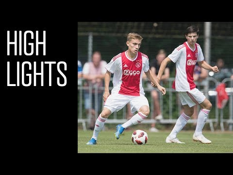 Highlights Ajax - FC Nordsjaelland
