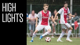 Video Highlights Ajax - FC Nordsjaelland download MP3, 3GP, MP4, WEBM, AVI, FLV Juli 2018