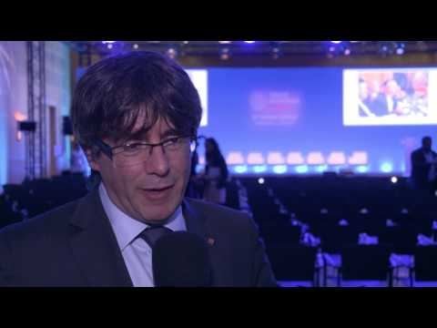 Interview Mr. Carles Puigdemont