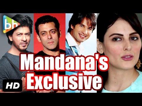 Bhaag Johnny Actress Mandana Karimi Full EXCLUSIVE Interview