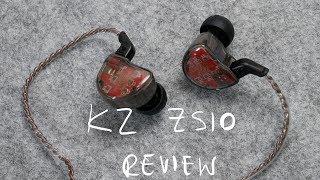 Video The KZ ZS10 Review download MP3, 3GP, MP4, WEBM, AVI, FLV Agustus 2018