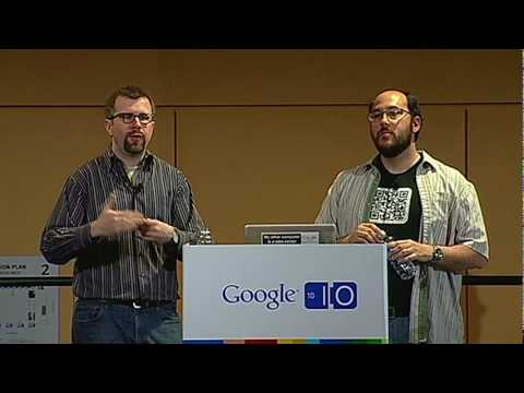 Google I/O 2010 - The joys of engineering leadership