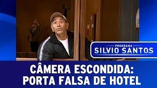 Câmera Escondida: Porta Falsa de Hotel