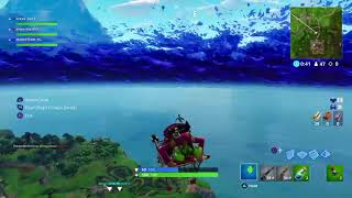 Fortnite Battle Royale Trolley Glitch!