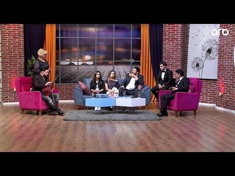 Afaq Aslanin efirde erotik reqsi - Sayqa ile bu axsam - ARB TV