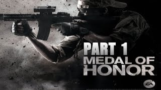 Medal of Honor Walkthrough - Part 1 Intro PROLOGUE Let