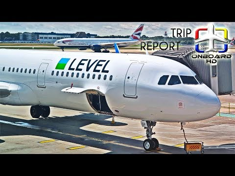 "TRIP REPORT | LEVEL | Airbus A321CEO | ""Private Flight"" 