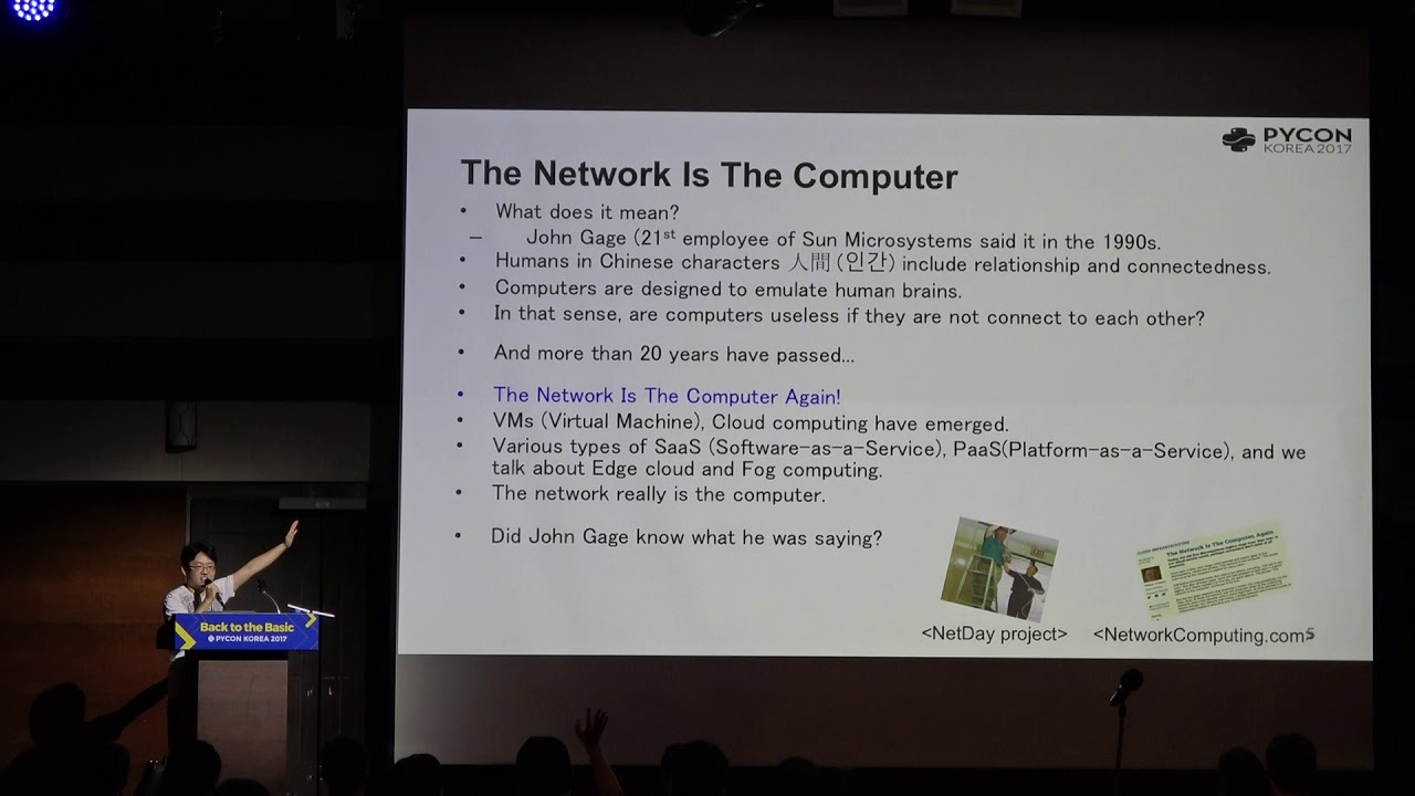 Image from Justin Park: What is SDN and How to Approach it with Python!