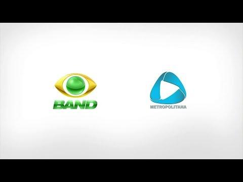 [HD] Chamada de Estreia da Band na TV Metropolitana - São Luís/MA (25/01/2018)